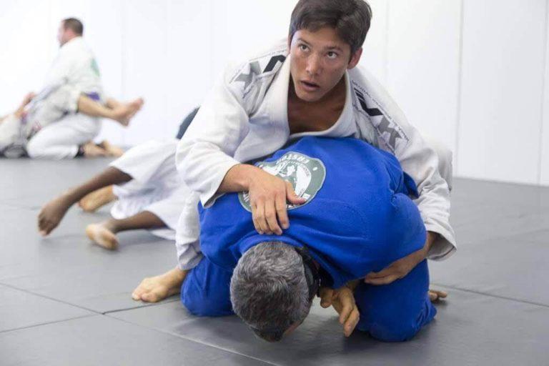 Weight Loss for Jiu Jitsu